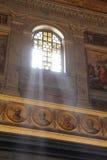 Rome basilica Royalty Free Stock Photography