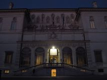 Rome The Borghese Gallery royalty free stock images