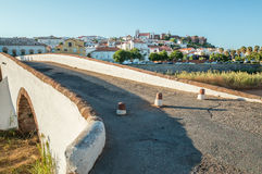 The Rome Bridge in Silves, Portugal Royalty Free Stock Photos