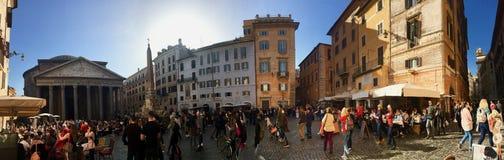 Rome, capital of Italy Stock Photo