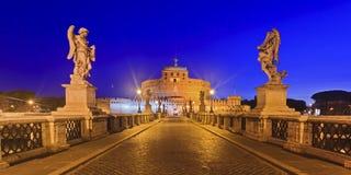 Rome Cast ANgelo Rise Stock Photo