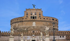 Rome, Castel Sant'Angelo Royalty Free Stock Photography