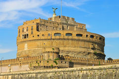 Rome Castel Sant Angelo Royalty Free Stock Photos
