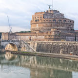 Rome Castel Sant Angelo 02 Royalty Free Stock Images