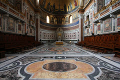 Rome cathedral Royalty Free Stock Photo
