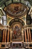 Rome church stock photography