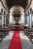 Rome church Stock Image