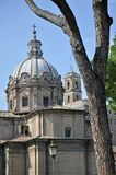 Rome church Royalty Free Stock Photos