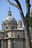Rome church Royalty Free Stock Photos