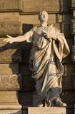 Rome - Cicero - facade of palace of justice Royalty Free Stock Photos