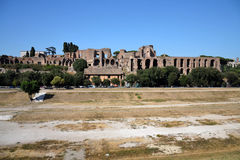 Rome - Circus Maximus Stock Photo