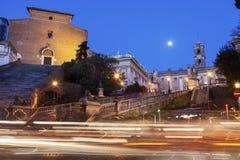 Rome City Hall Stock Image