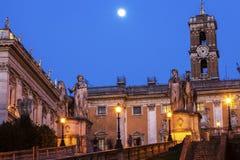 Rome City Hall Royalty Free Stock Photo