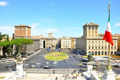 Rome city , Italy Stock Image