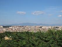 Rome. City panorama, lazio, italy stock photos