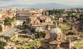 Rome city Royalty Free Stock Photography