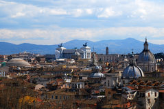 Rome City view royalty free stock photos
