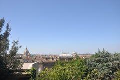 Rome city view Royalty Free Stock Photos