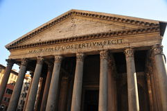 Rome city view Royalty Free Stock Images