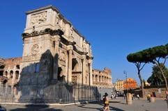 Rome city view Stock Photo