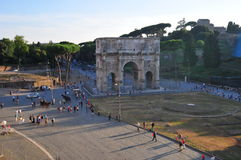 Rome city view Stock Photo