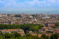 Rome City View Italy Royalty Free Stock Images