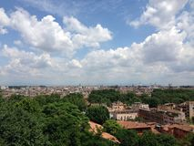 Rome City view Royalty Free Stock Photo