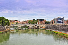 Rome city view Stock Photography