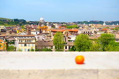 Rome - cityscape Royalty Free Stock Image