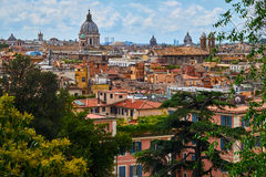Rome cityscape Stock Images