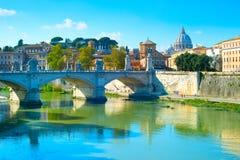 Rome cityscape, Italy Royalty Free Stock Photography