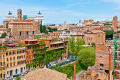 Rome cityscape. Stock Images