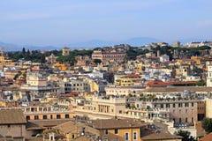 Rome cityscape Stock Photo