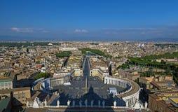 Rome cityscape Stock Photos
