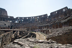 Rome Coliseum Stock Image