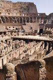 Rome coliseum arena Royalty Free Stock Photo