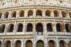 Rome, coliseum Italië stock foto