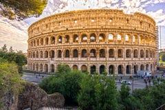 Rome, Coliseum. Italy. Stock Photo