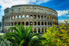 Rome, Coliseum. Italy. Stock Photo