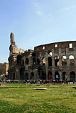 Rome Colloseum Royalty Free Stock Photography