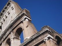 Rome coloseum Royalty Free Stock Images