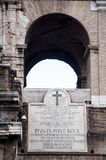 Rome - Colosseo Stock Photos