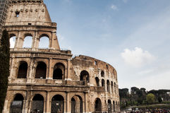 Rome - Colosseo Stock Image