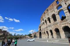 Rome Colosseo, Italien Arkivbild