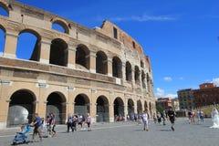 Rome Colosseo, Italien Arkivbilder