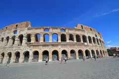 Amphitheatre, landmark, historic, site, ancient, rome, roman, architecture, history, sky, structure, plaza, tourist, attraction, c. Photo of amphitheatre royalty free stock photo