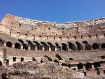 Rome - Colosseo. The roman empire Royalty Free Stock Photography