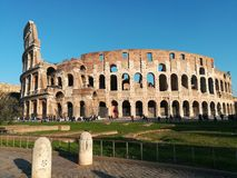 Rome - Colosseum royalty free stock images