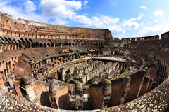 Rome Colosseum Stock Photo