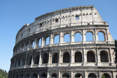 Rome, the Colosseum, Stock Photo